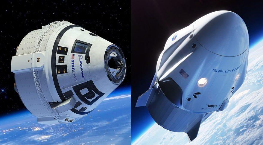 новости космоса сегодня crew dragon starliner CST-100