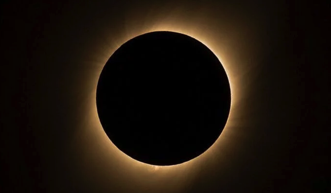 Лучшие фото солнечного затмения 2 июля